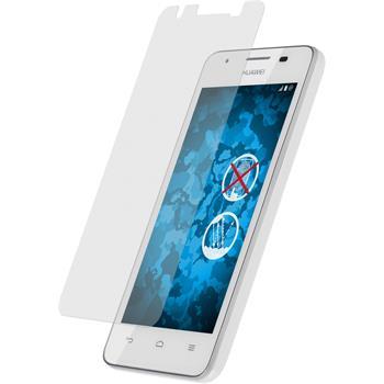 6 x Huawei Ascend G525 Displayschutzfolie matt