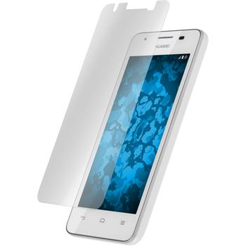 6 x Huawei Ascend G525 Protection Film Clear