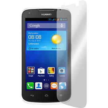 6 x Huawei Ascend Y520 Displayschutzfolie klar