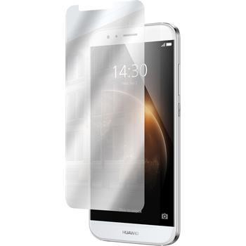 6 x Huawei G8 Displayschutzfolie verspiegelt