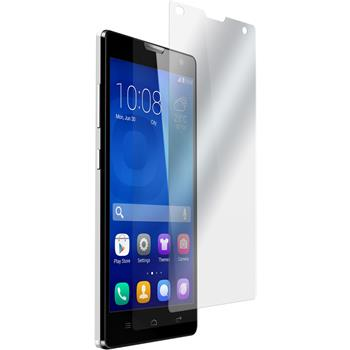 6 x Huawei Honor 3C Protection Film Clear