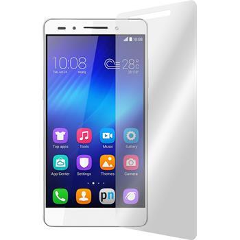6 x Huawei Honor 7 Displayschutzfolie klar