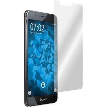 6 x Huawei Honor 8 Displayschutzfolie klar