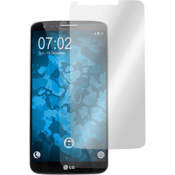 6 x LG G2 Displayschutzfolie klar