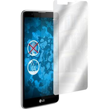 6 x LG Stylus 2 Displayschutzfolie verspiegelt