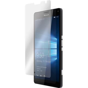 6 x Microsoft Lumia 950 XL Protection Film clear