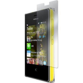 6 x Nokia Asha 503 Protection Film Anti-Glare