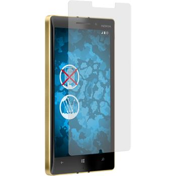 6 x Lumia 930 Schutzfolie matt