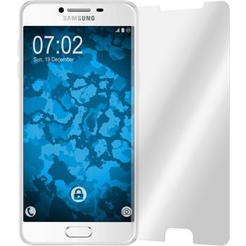 6 x Samsung Galaxy C5 Displayschutzfolie klar