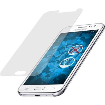 6 x Samsung Galaxy J2 Displayschutzfolie matt
