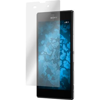6 x Sony Xperia Style Protection Film Clear