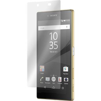 6 x Sony Xperia Z5 Premium Displayschutzfolie matt