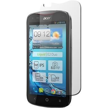 8 x Acer Liquid E2 Protection Film Clear