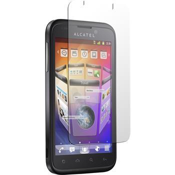8 x One Touch Ultra 995 Schutzfolie klar