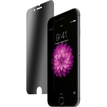8 x Apple iPhone 6s Plus / 6 Plus Displayschutzfolie Privacy
