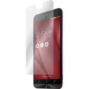 8 x Zenfone Selfie Schutzfolie klar