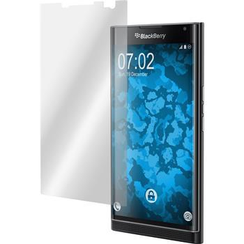 8 x BlackBerry Priv Displayschutzfolie klar
