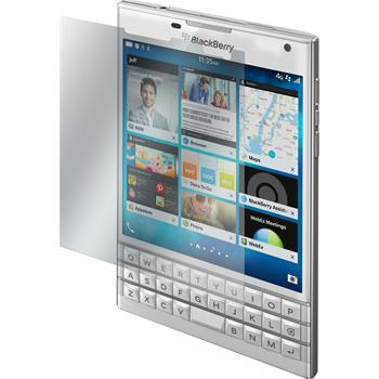 8 x BlackBerry Q30 Protection Film Clear