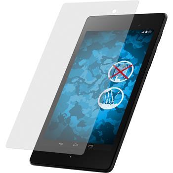 8 x Nexus 7 2013 Schutzfolie matt