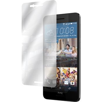8 x HTC Desire 728 Protection Film Mirror
