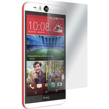 8 x HTC Desire Eye Protection Film Clear