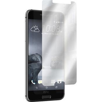 8 x HTC One A9 Displayschutzfolie verspiegelt