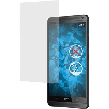 8 x HTC One Max Displayschutzfolie matt