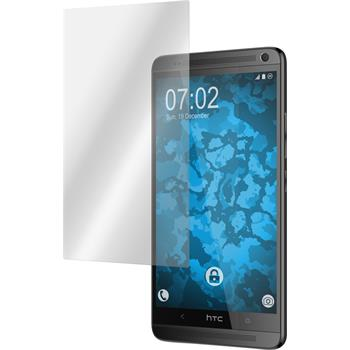 8 x HTC One Max Protection Film Clear