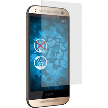 8 x HTC One Mini 2 Displayschutzfolie matt