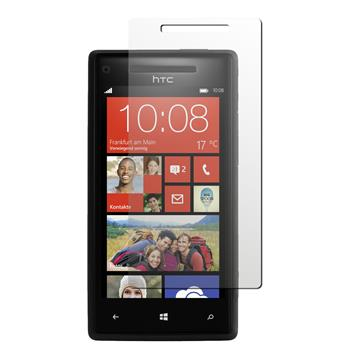 8 x HTC Phone 8S Displayschutzfolie matt