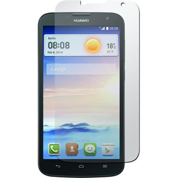 8 x Huawei Ascend G730 Displayschutzfolie klar