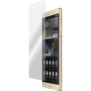 8 x Huawei P8max Displayschutzfolie klar
