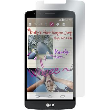 8 x LG G3 Stylus Displayschutzfolie matt