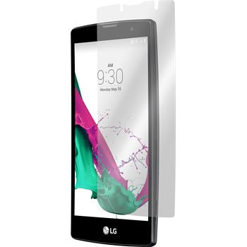 8 x LG G4c Protection Film Clear