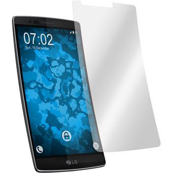 8 x LG G Flex 2 Displayschutzfolie klar