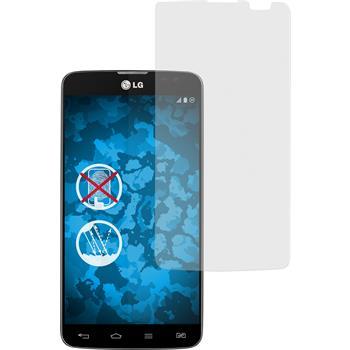 8 x LG G Pro Lite Dual Protection Film Anti-Glare