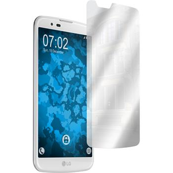 8 x LG K10 Protection Film Mirror