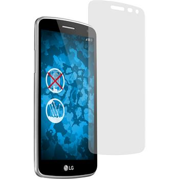 8 x LG K5 Protection Film Anti-Glare