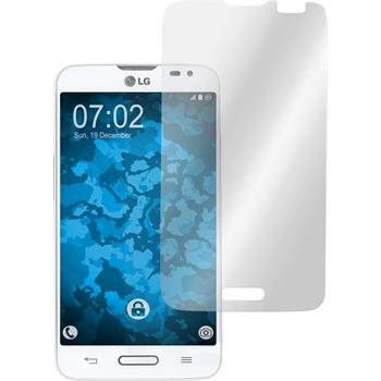 8 x LG L70 Protection Film Clear