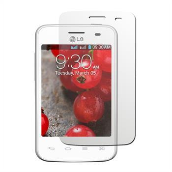 8 x LG Optimus L3 II Dual Displayschutzfolie klar