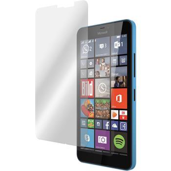 8 x Lumia 640 XL Schutzfolie klar