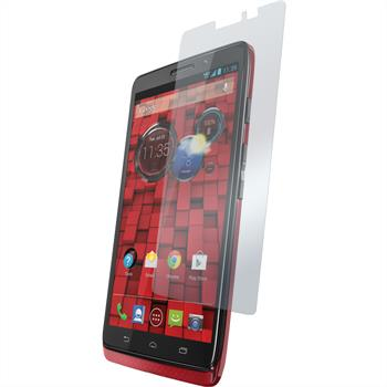 8 x Motorola DROID Ultra Protection Film Clear
