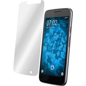 8 x Motorola Moto G4 Play Protection Film clear