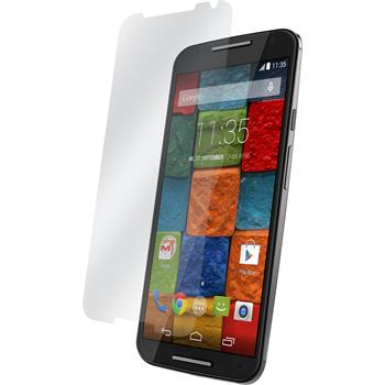 8 x Motorola Moto X 2014 2. Generation Protection Film Clear