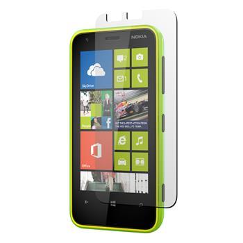 8 x Nokia Lumia 620 Displayschutzfolie klar