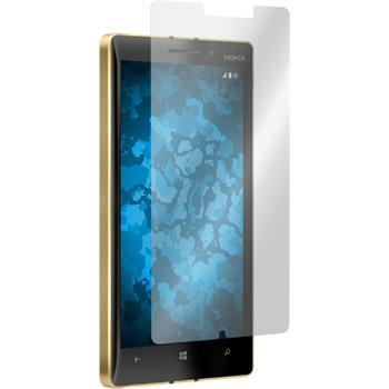 8 x Lumia 930 Schutzfolie klar