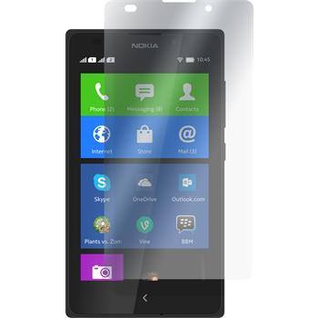 8 x Nokia XL Displayschutzfolie matt