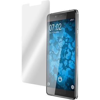 8 x OnePlus X Schutzfolie klar