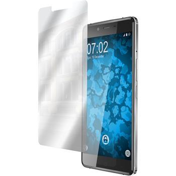 8 x OnePlus OnePlus X Protection Film Mirror