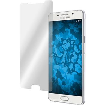 8 x Galaxy A7 (2016) A710 Schutzfolie klar